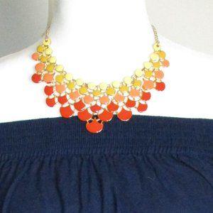 Statement Collar Necklace Costume Jewelry